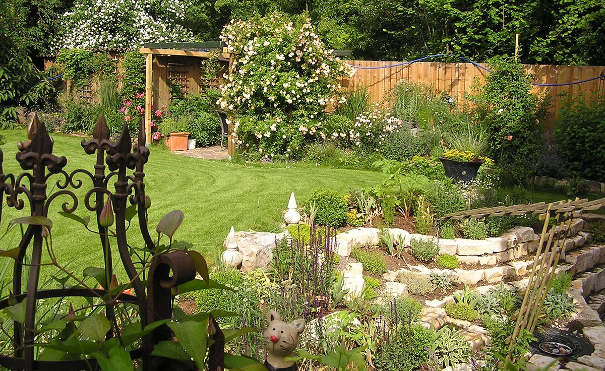 Berühmt Impressionen - Gartengestaltung Dillmann · Winnenden @AP_06